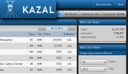 Kazal intranet bid software